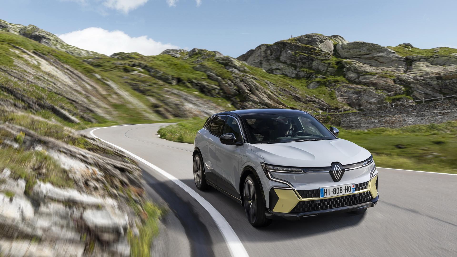 Renault: Αποκαλυπτήρια για το ηλεκτρικό Mégane – Πότε το περιμένουμε στην Ελλάδα; (video)