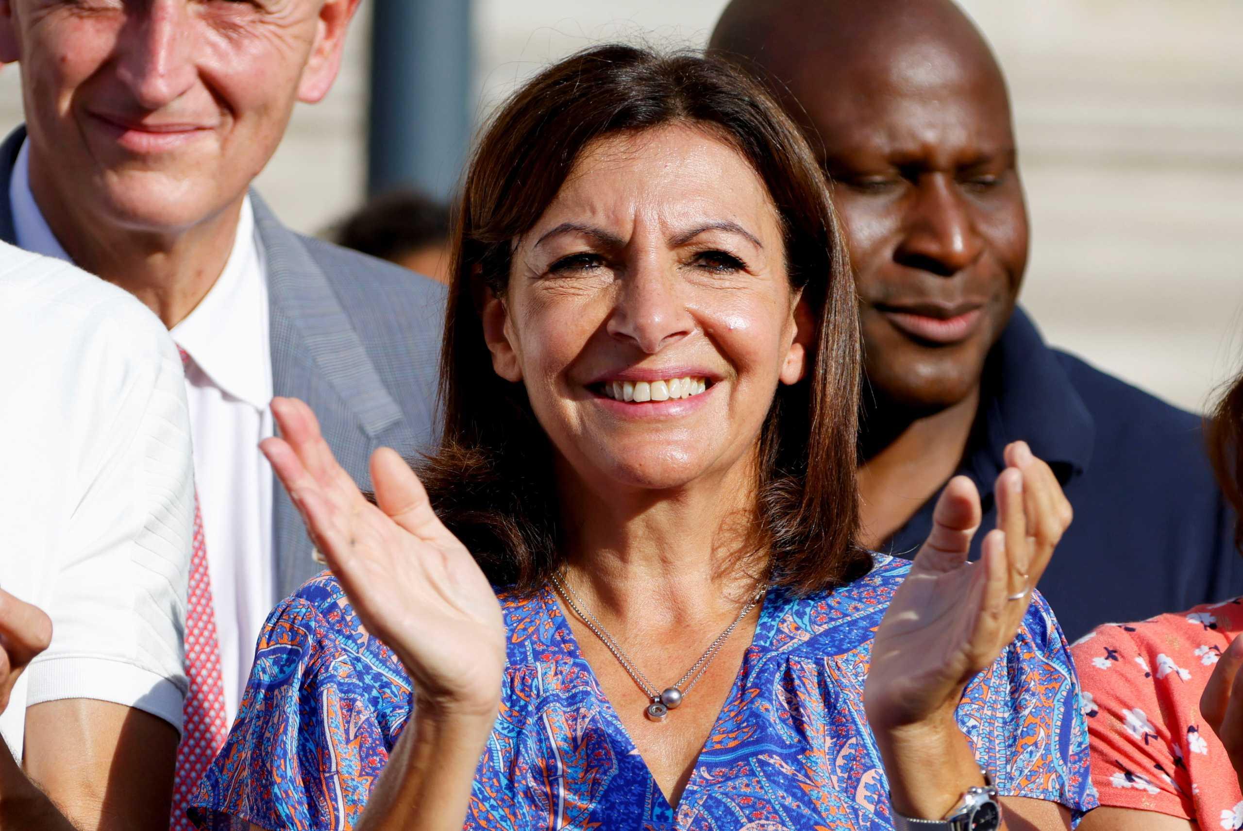 Γαλλία: Η δήμαρχος του Παρισίου ανακοίνωσε την υποψηφιότητα για τη γαλλική προεδρία