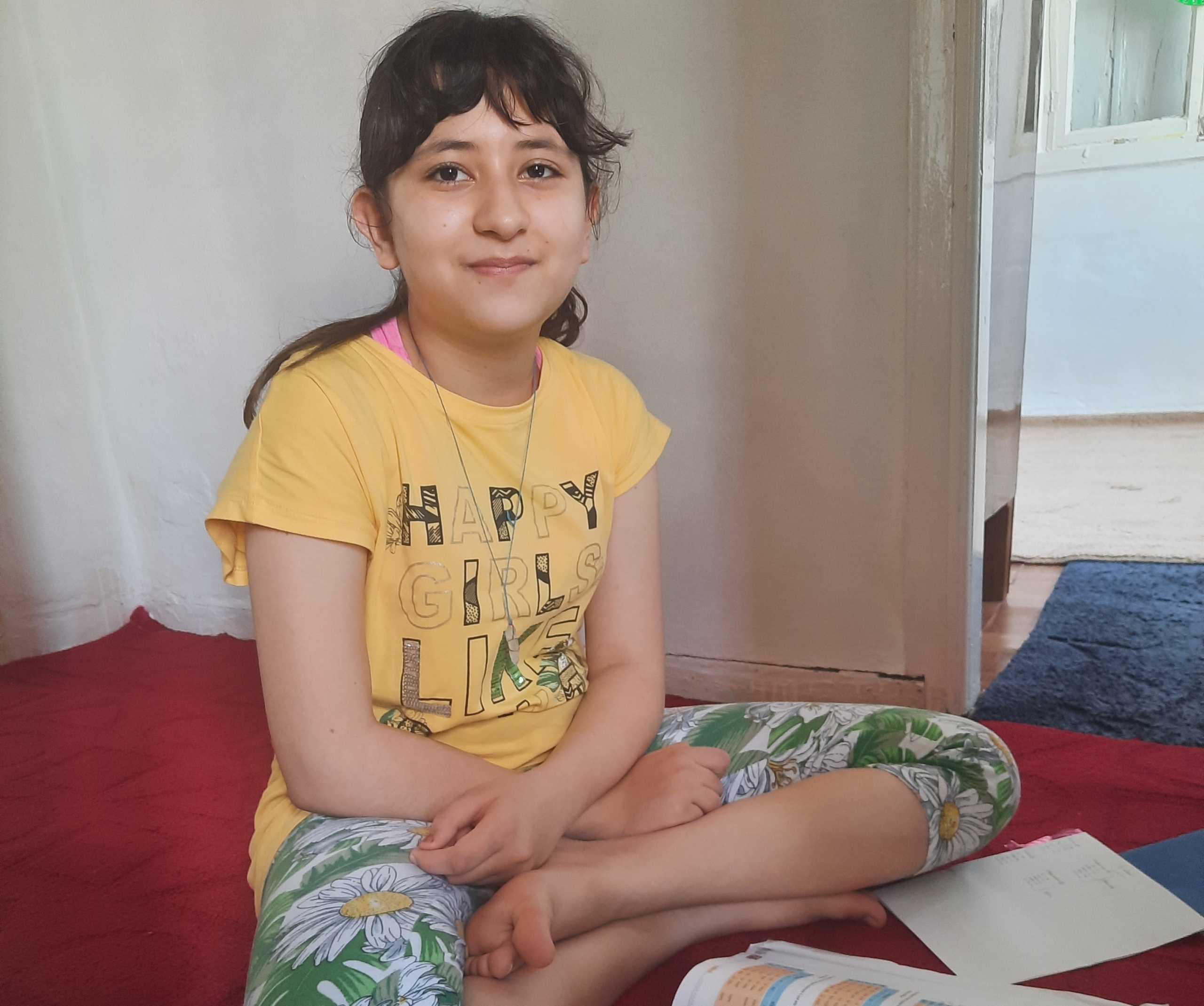 Λέσβος: Η 12χρονη προσφυγοπούλα που πήρε υποτροφία για τη Βοστόνη