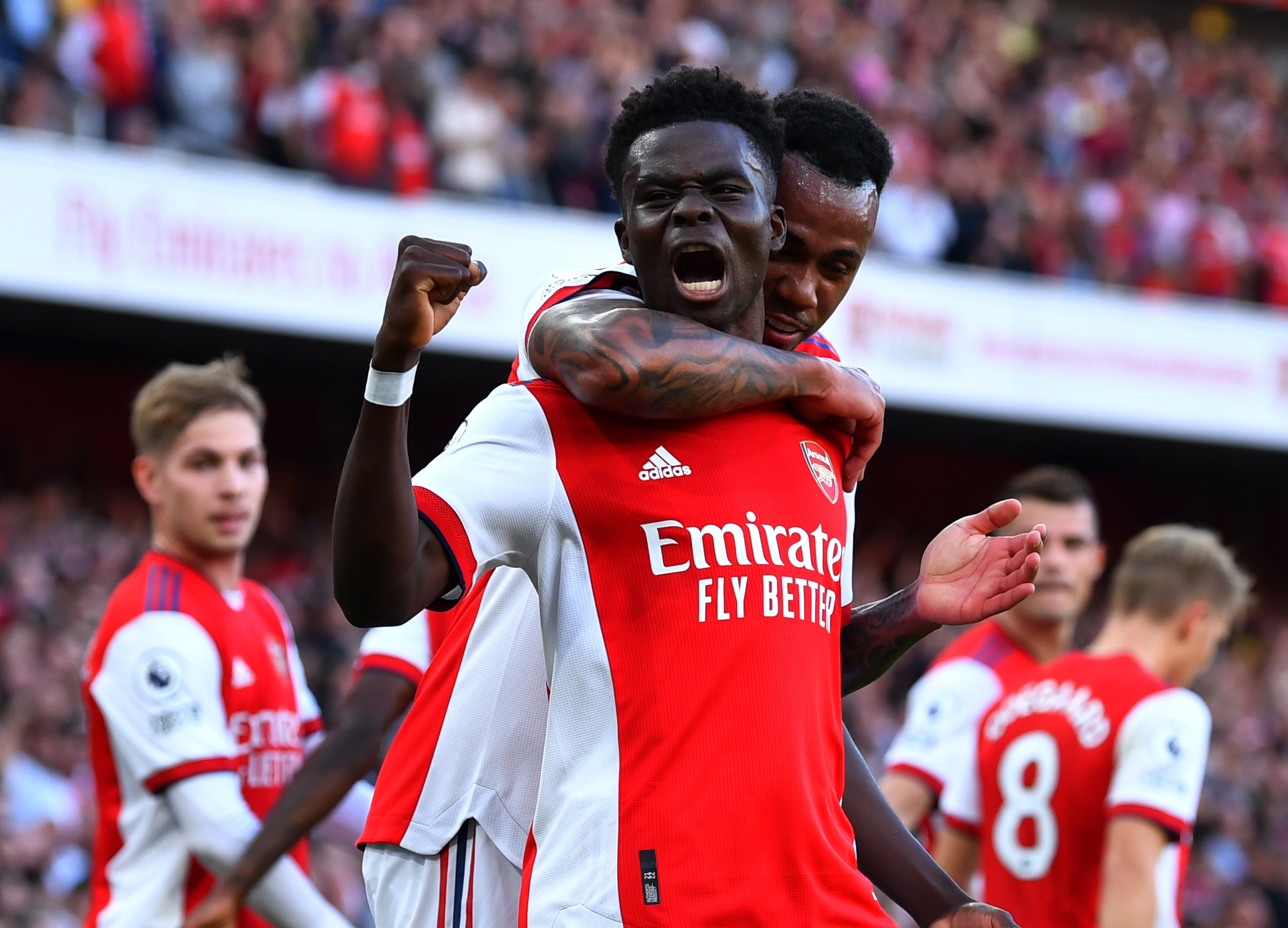 Premier League, Άρσεναλ – Τότεναμ 3-1: Πήραν το λονδρέζικο ντέρμπι οι κανονιέρηδες