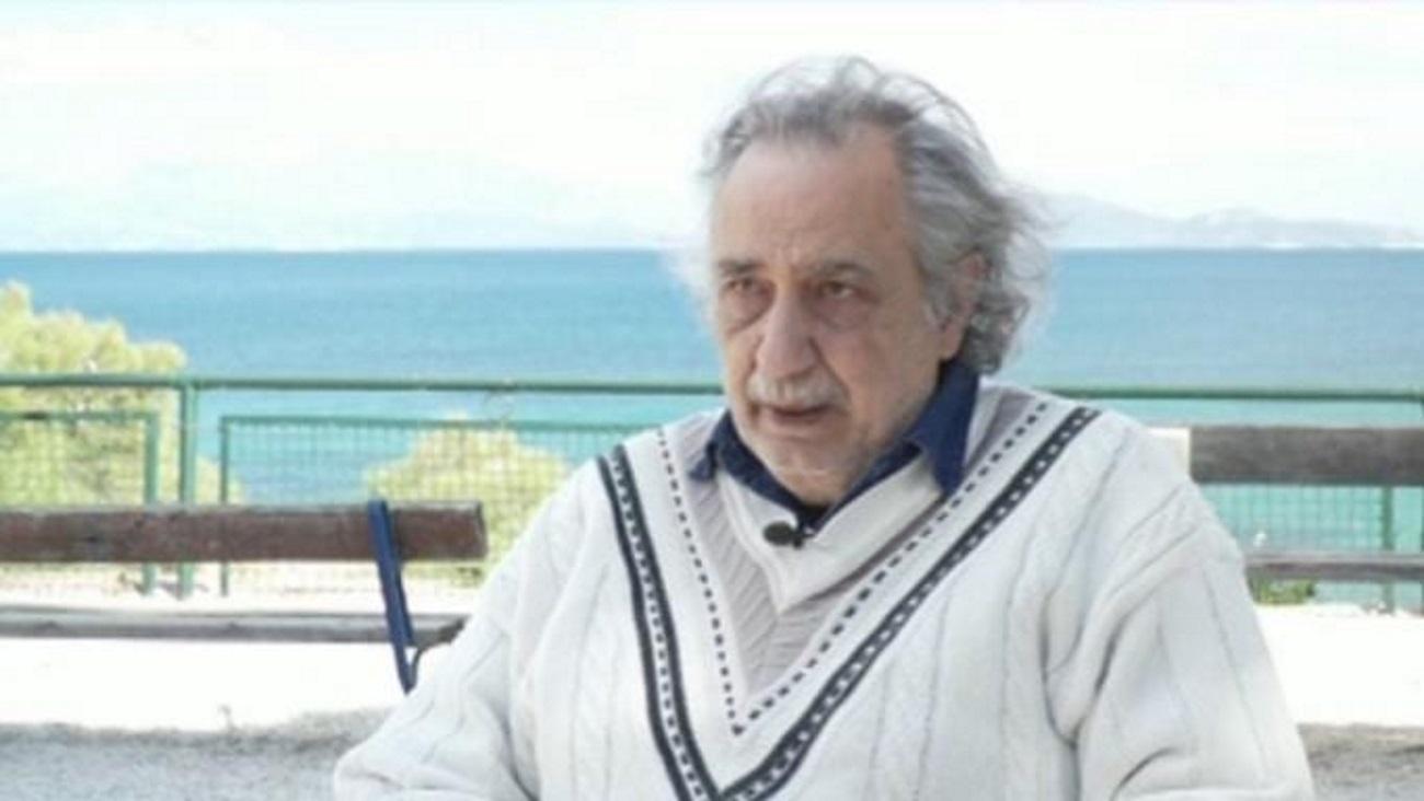 Ο Κώστας Αρζόγλου εξομολογείται για τη στιγμή που έμαθε από την Έλλη Λαμπέτη το θάνατο της μητέρας του