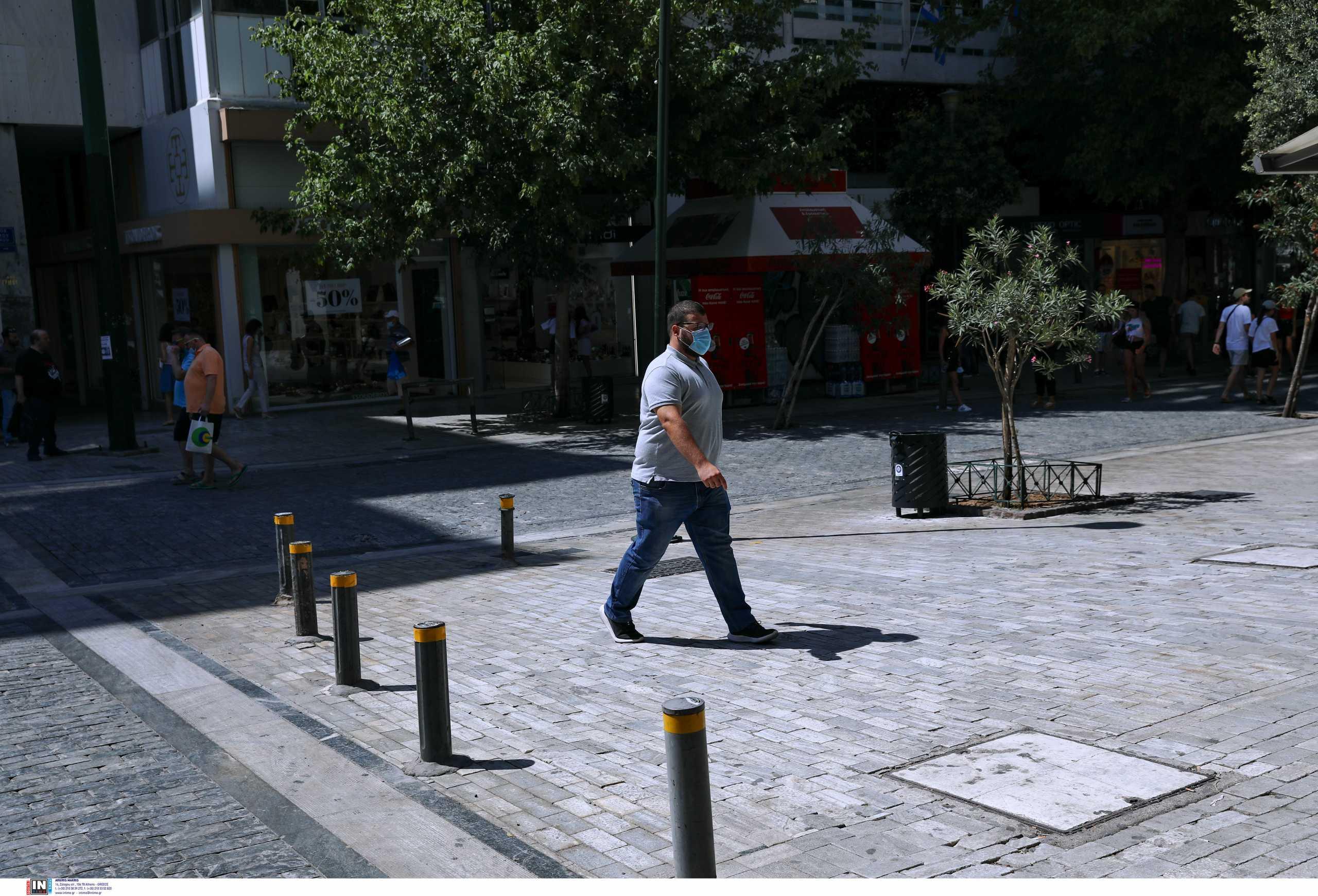 Κορονοϊός: Κάτω από 100 κρούσματα η διαφορά Αττικής και Θεσσαλονίκης στις νέες μολύνσεις – Ο σημερινός χάρτης της διασποράς