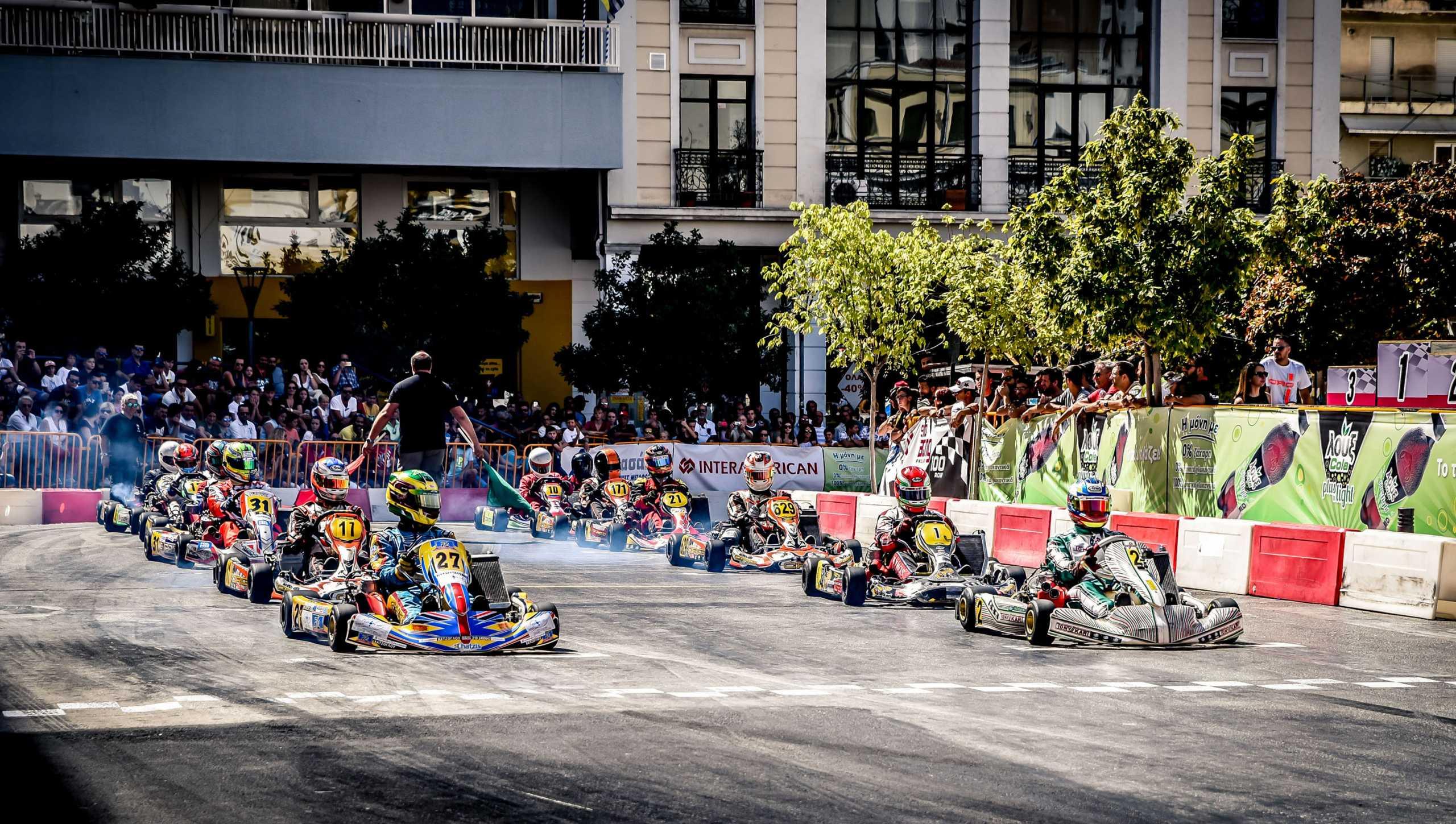 «Ανάβουν μηχανές» στην Πάτρα για το 13ο Pick Λουξ Cola Plus 'n Light – Οι αγώνες θα διεξαχθούν στις 18 και 19/9