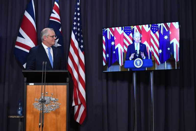 AUKUS: Δεν... πολυνοιάζεται ο Μόρισον για την οργή Μακρόν - Δεν θα συναντηθούν στο πλαίσιο της συνέλευσης του ΟΗΕ