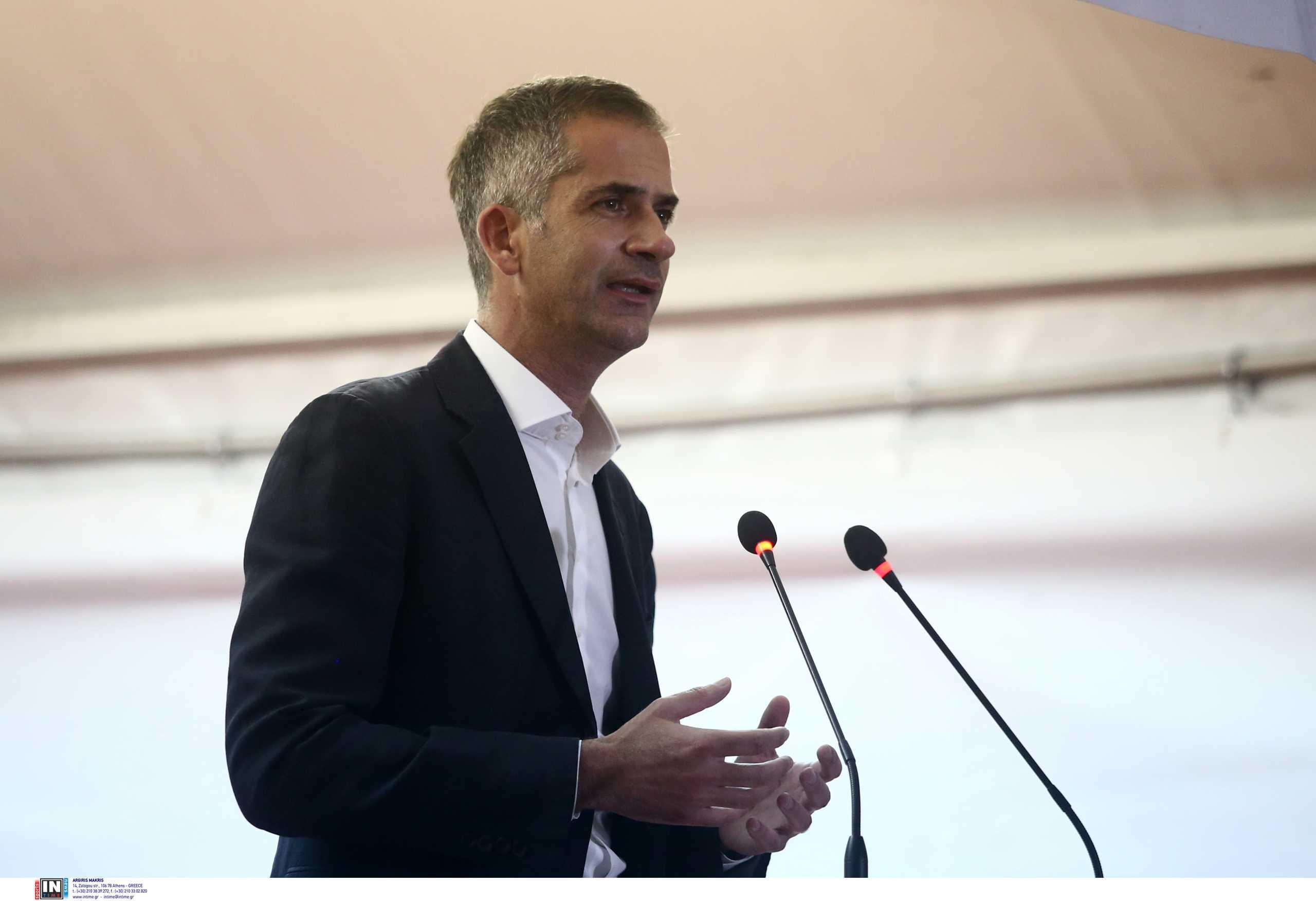 Athens Democracy Forum – Κώστας Μπακογιάννης: «Μόνο η δημοκρατία μπορεί να απαντήσει αποτελεσματικά στην κλιματική αλλαγή»