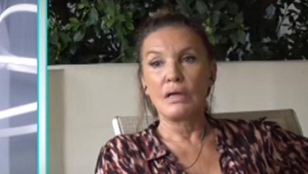 Βάνα Μπάρμπα: «Άνθρωπος είμαι κι εγώ, είπα μια σαχλαμάρα»