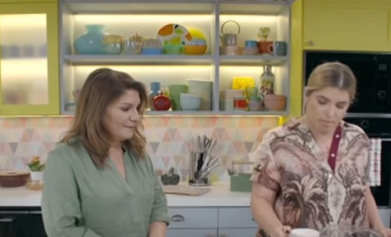Η Αργυρώ Μπαρμπαρίγου συνάντησε για πρώτη φορά τηλεοπτικά την κόρη της, Κωνσταντίνα