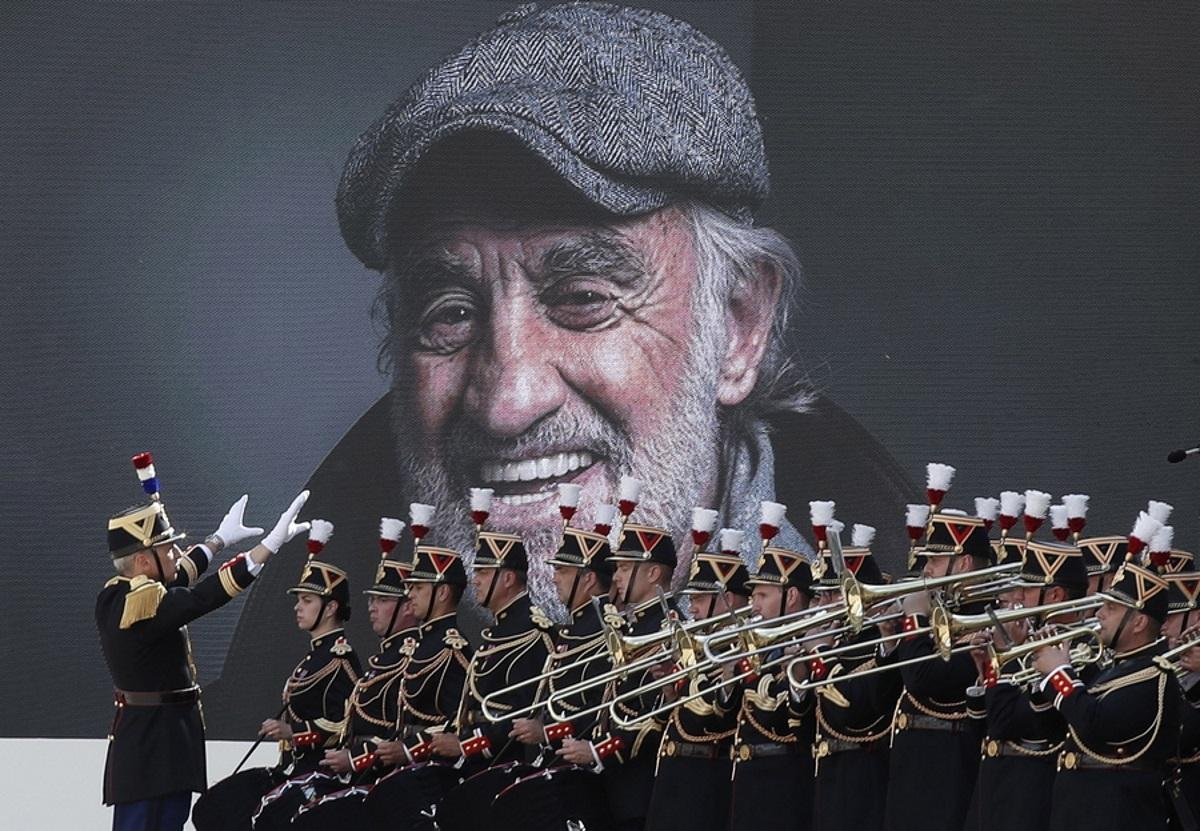 Ζαν Πολ Μπελμοντό: Τελευταίο αντίο στον θρύλο του γαλλικού κινηματογράφου