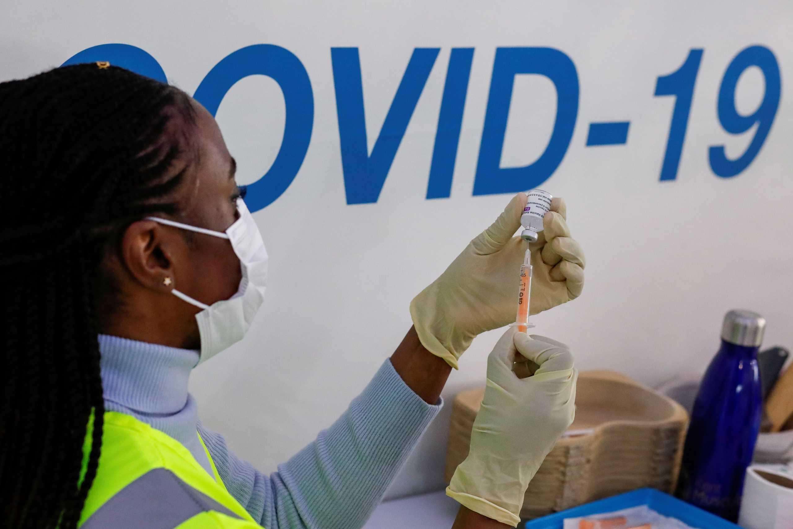 Βρετανία: Τρίτη δόση εμβολίου κατά του κορονοϊού σε 500.000 πολίτες