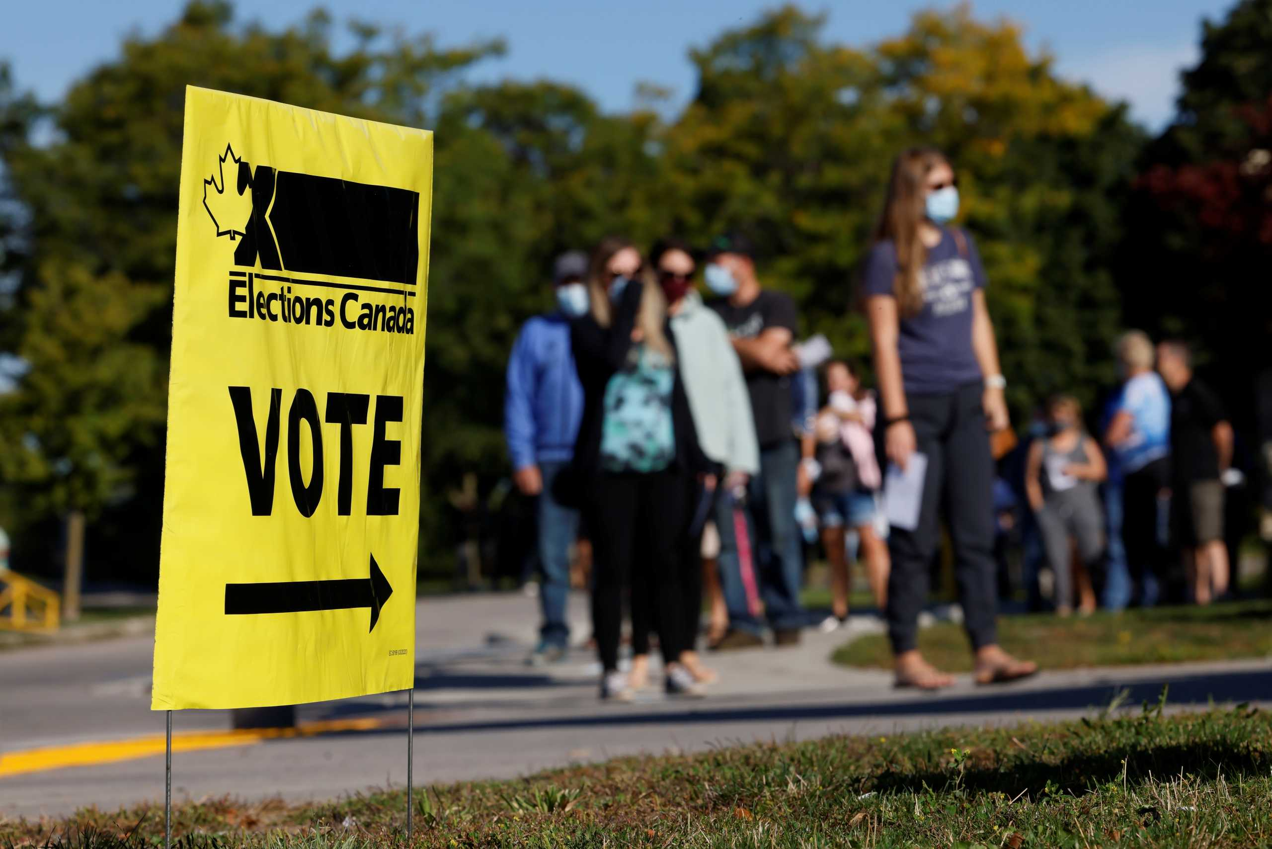 Καναδάς: Στις κάλπες για τις πρόωρες βουλευτικές εκλογές