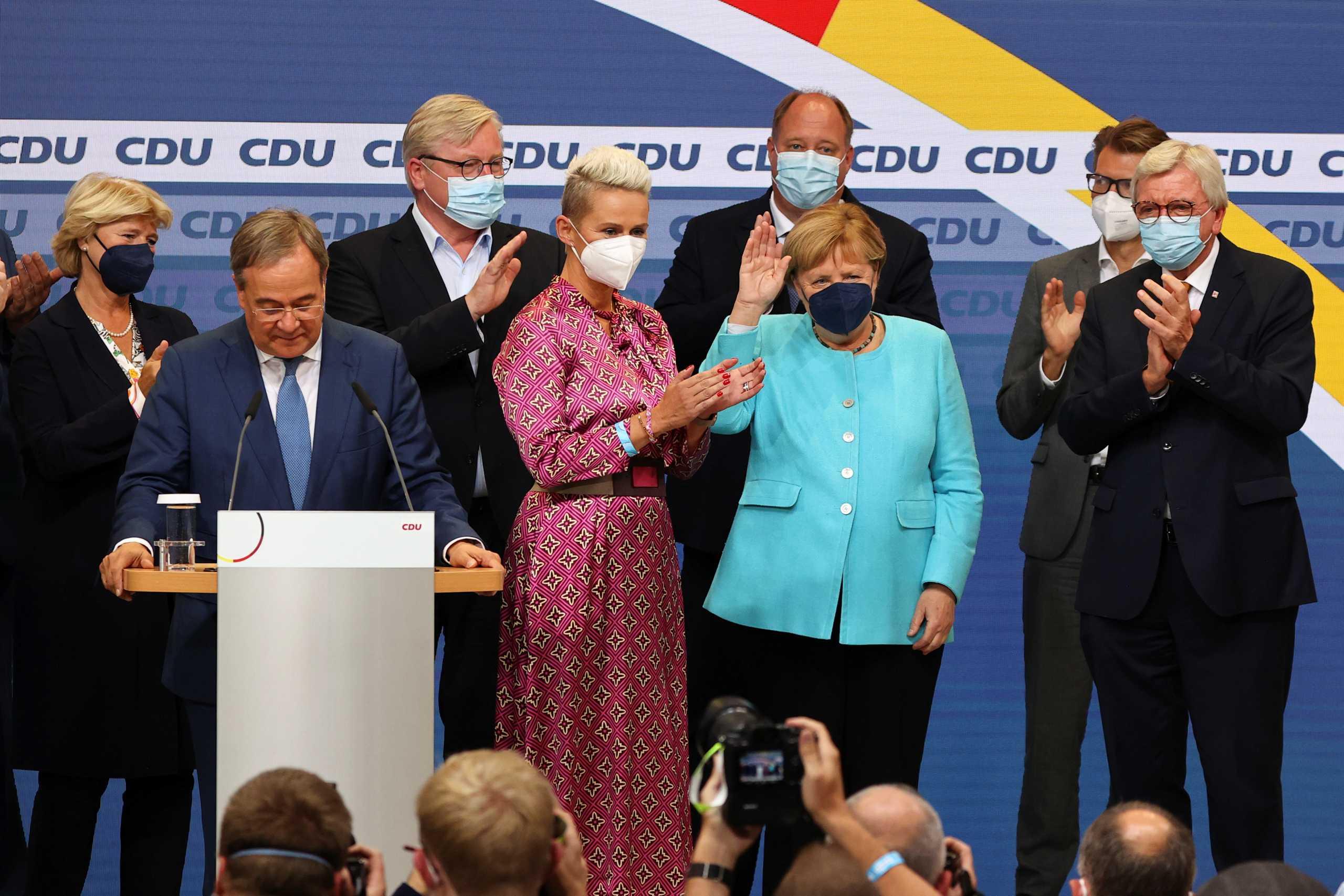 Γερμανικές εκλογές – Exit Polls: Η πρώτη αντίδραση της Μέρκελ – Απογοήτευση στο CDU/CSU