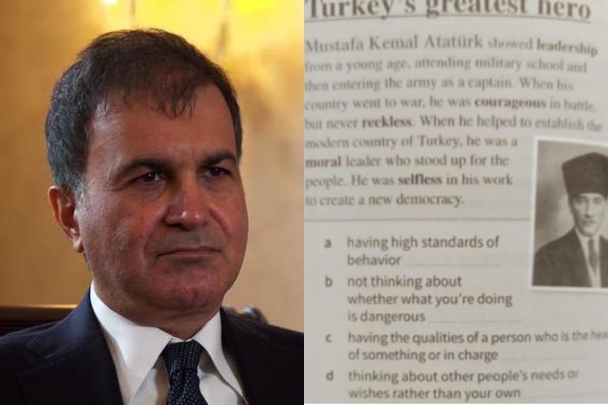 «Πυρά» Τσελίκ κατά Κύπρου: Όσοι δεν σέβονται τον Ατατούρκ θα μας βρίσκουν απέναντί τους
