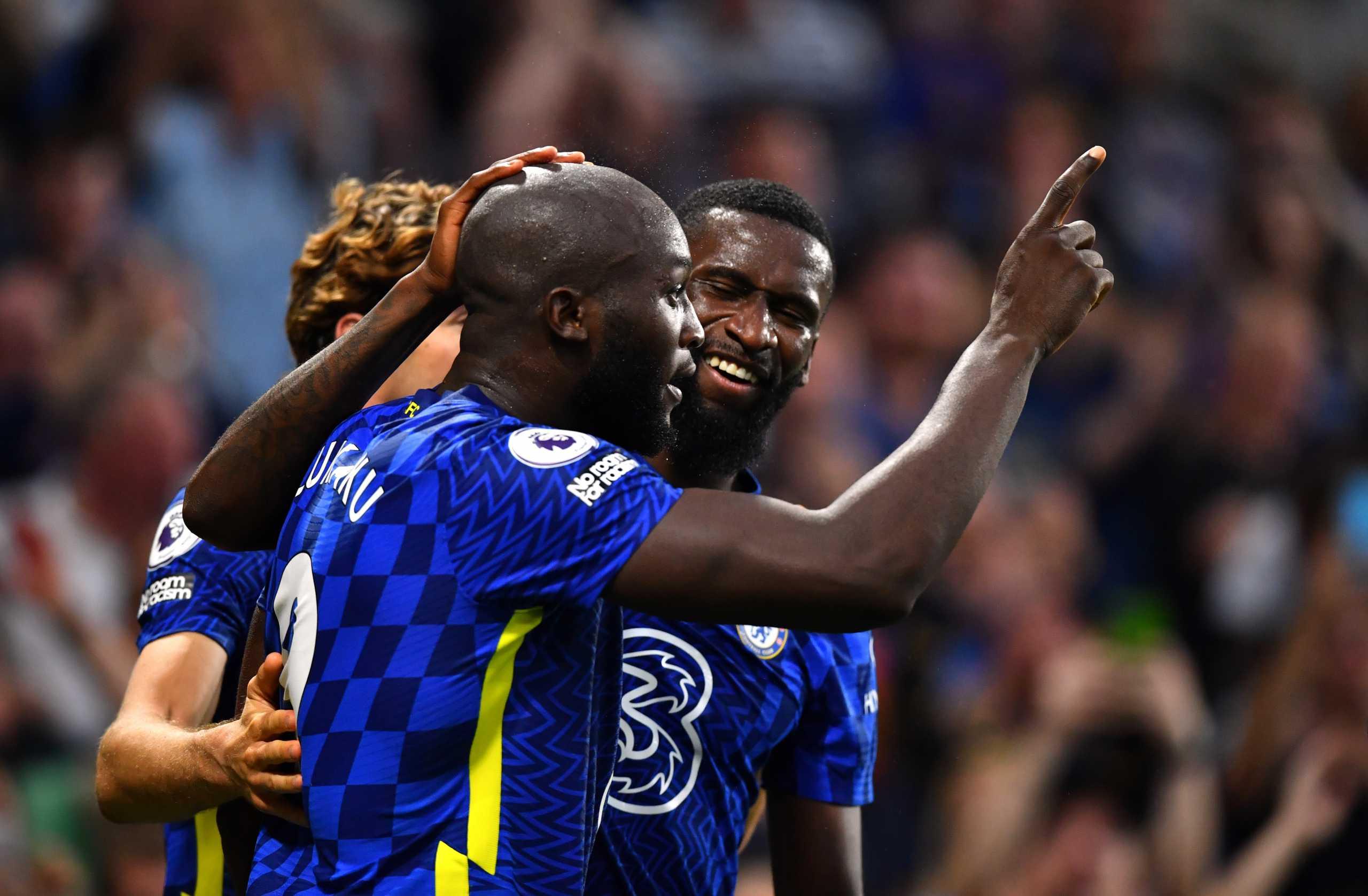 Τσέλσι – Άστον Βίλα 3-0: Με Λουκάκου οδηγό στην κορυφή της Premier League