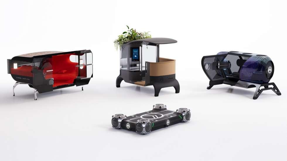 Το όραμα της Citroen για την αυτόνομη αστική κινητικότητα (video)