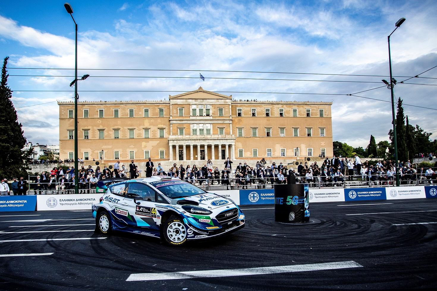 «Οι θεοί επέστρεψαν» στο παγκόσμιου βεληνεκούς EKO Rally Acropolis