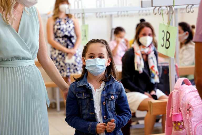 Κορονοϊός – Έρευνα: Μέχρι τρεις μήνες η μακρά Covid-19 στα παιδιά