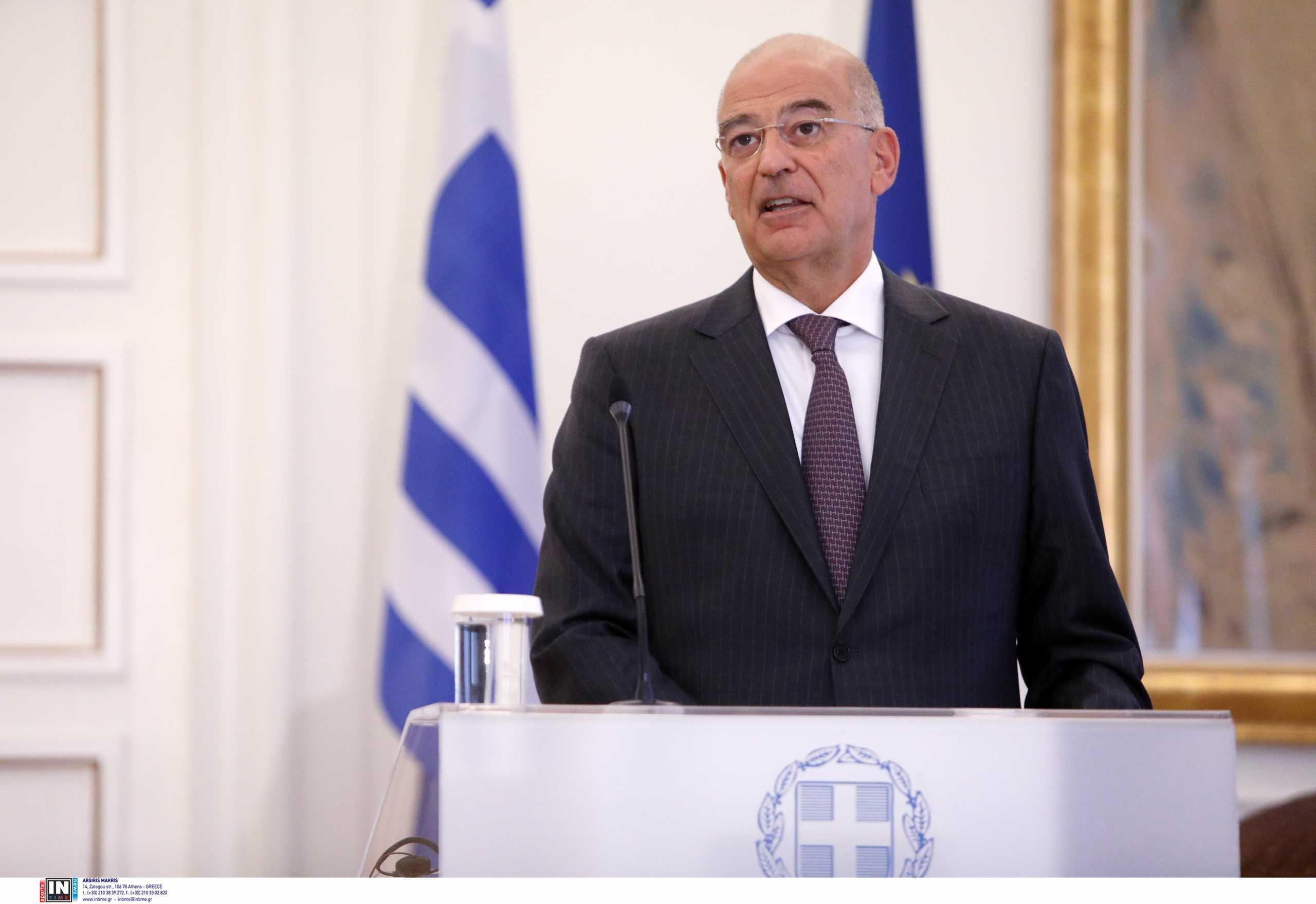 Νίκος Δένδιας: Εγκληματικές συμμορίες που συνεχίζουν να προπαγανδίζουν νεοναζιστικές ιδέες δεν έχουν θέση στην ελληνική κοινωνία