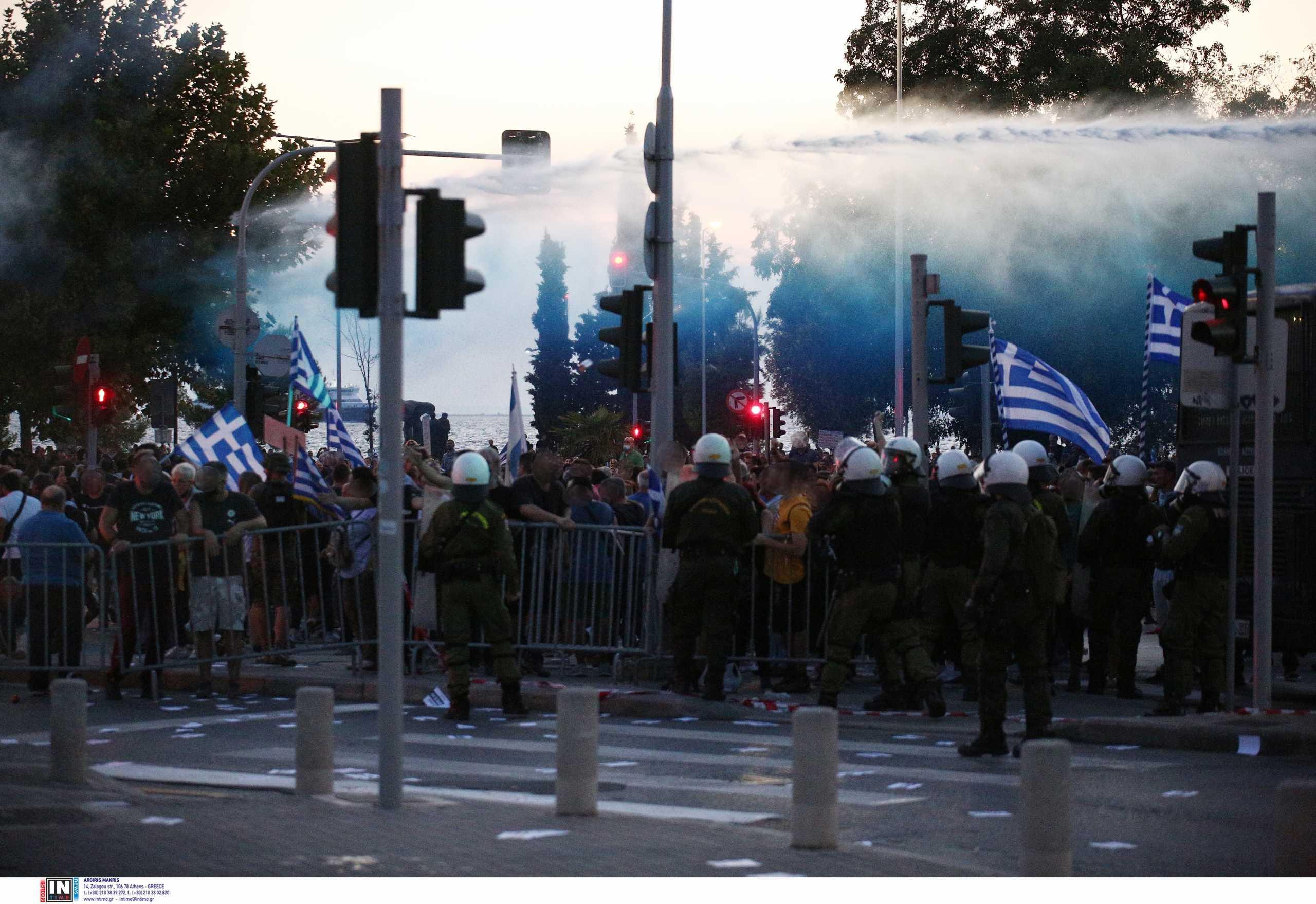 Θεσσαλονίκη: Ελεύθεροι αφέθηκαν οι συλληφθέντες για τα επεισόδια του περασμένου Σαββάτου