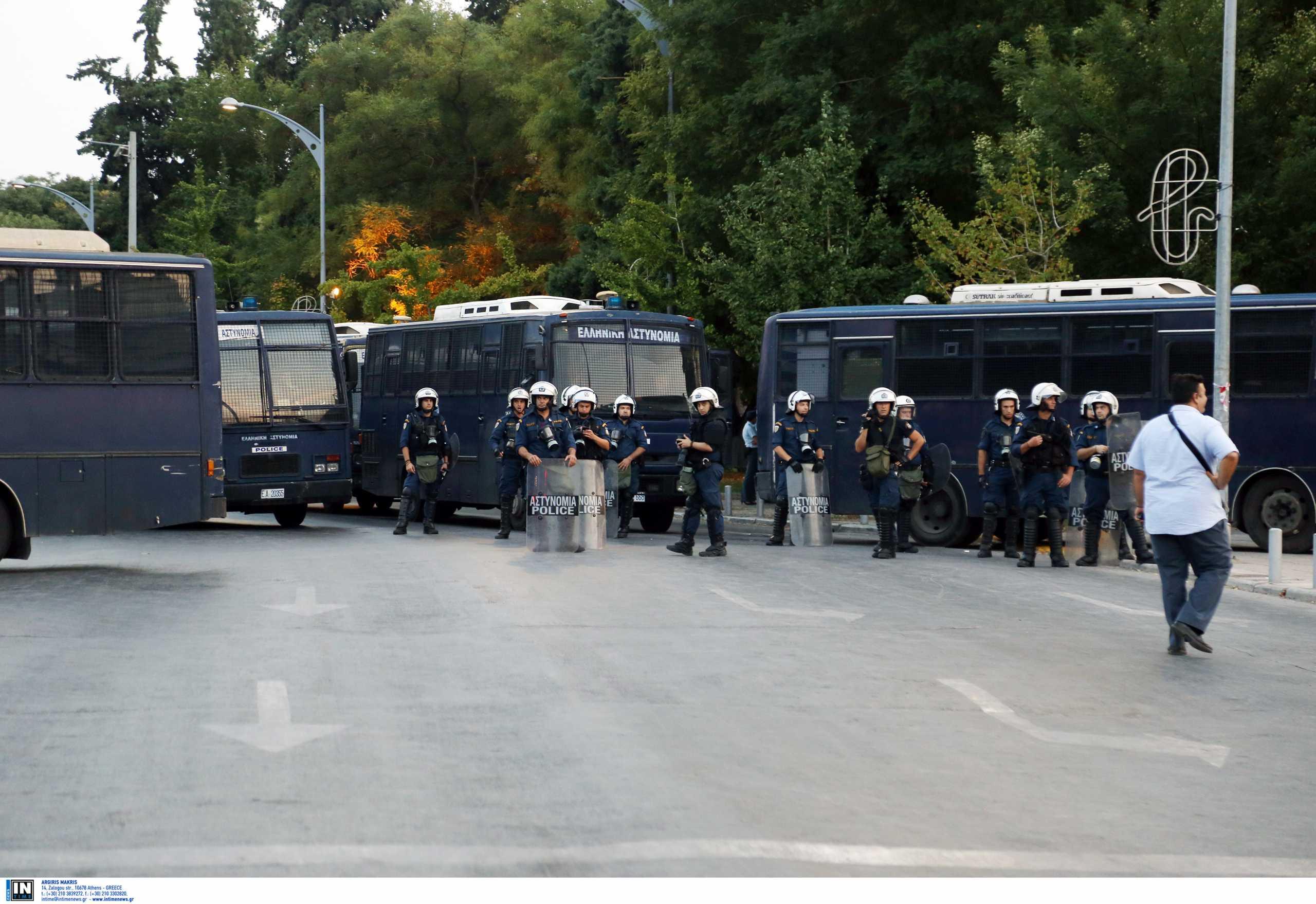 «Φρούριο» η Θεσσαλονίκη ενόψει ΔΕΘ  – 5.500 αστυνομικοί, drones και ελικόπτερα