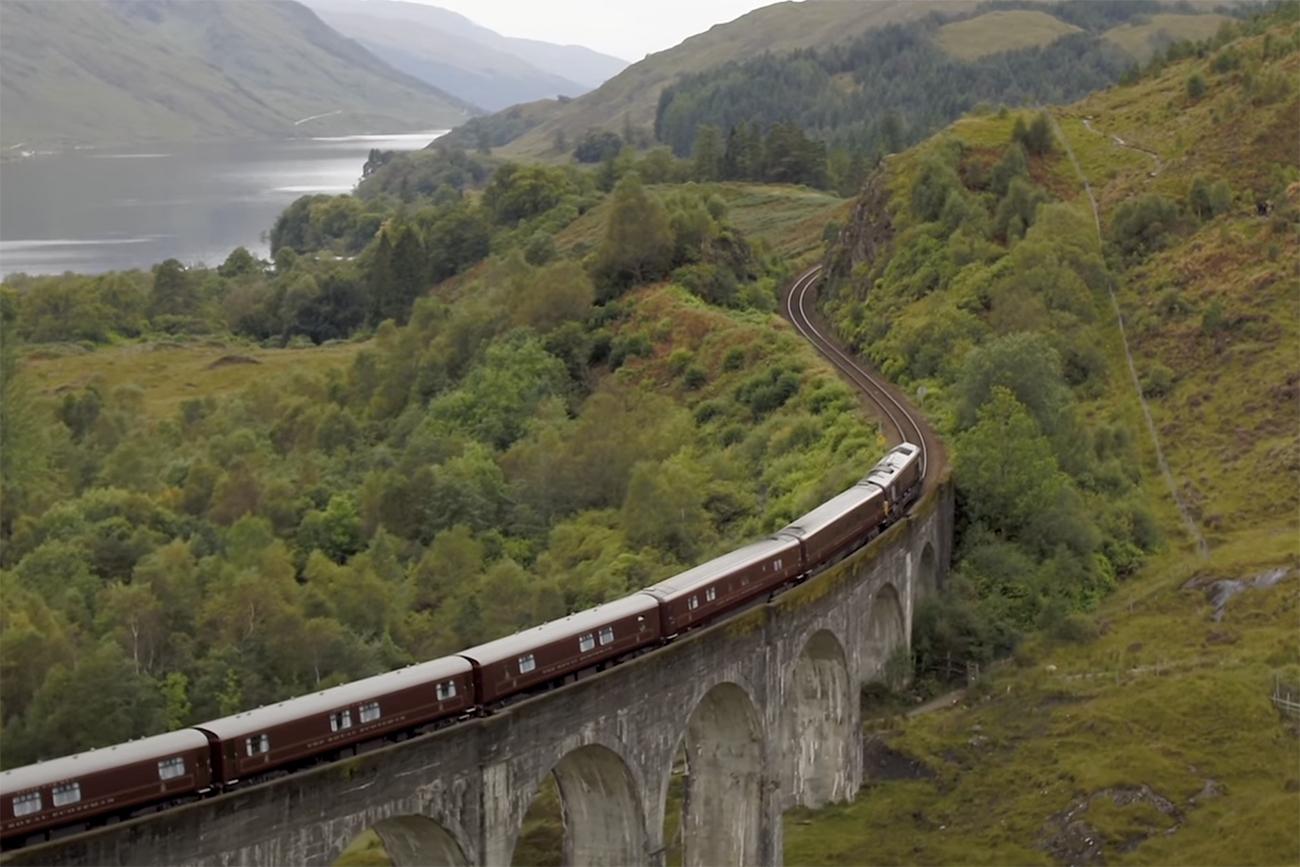 Τρεις από τις καλύτερες διαδρομές με τρένο στον κόσμο