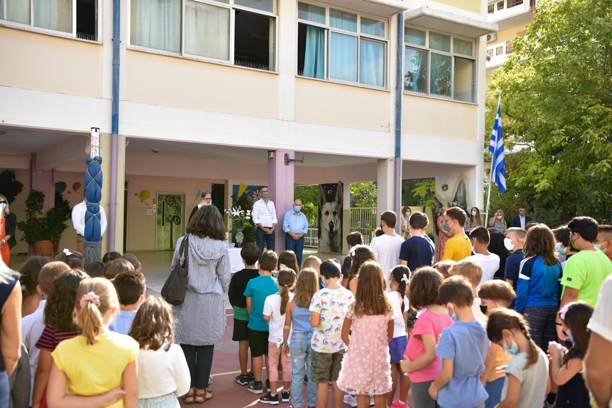Δήμος Αθηναίων: 1.300 παιδιά προσχολικής ηλικίας θα κάνουν μάθημα στα νέα νηπιαγωγεία