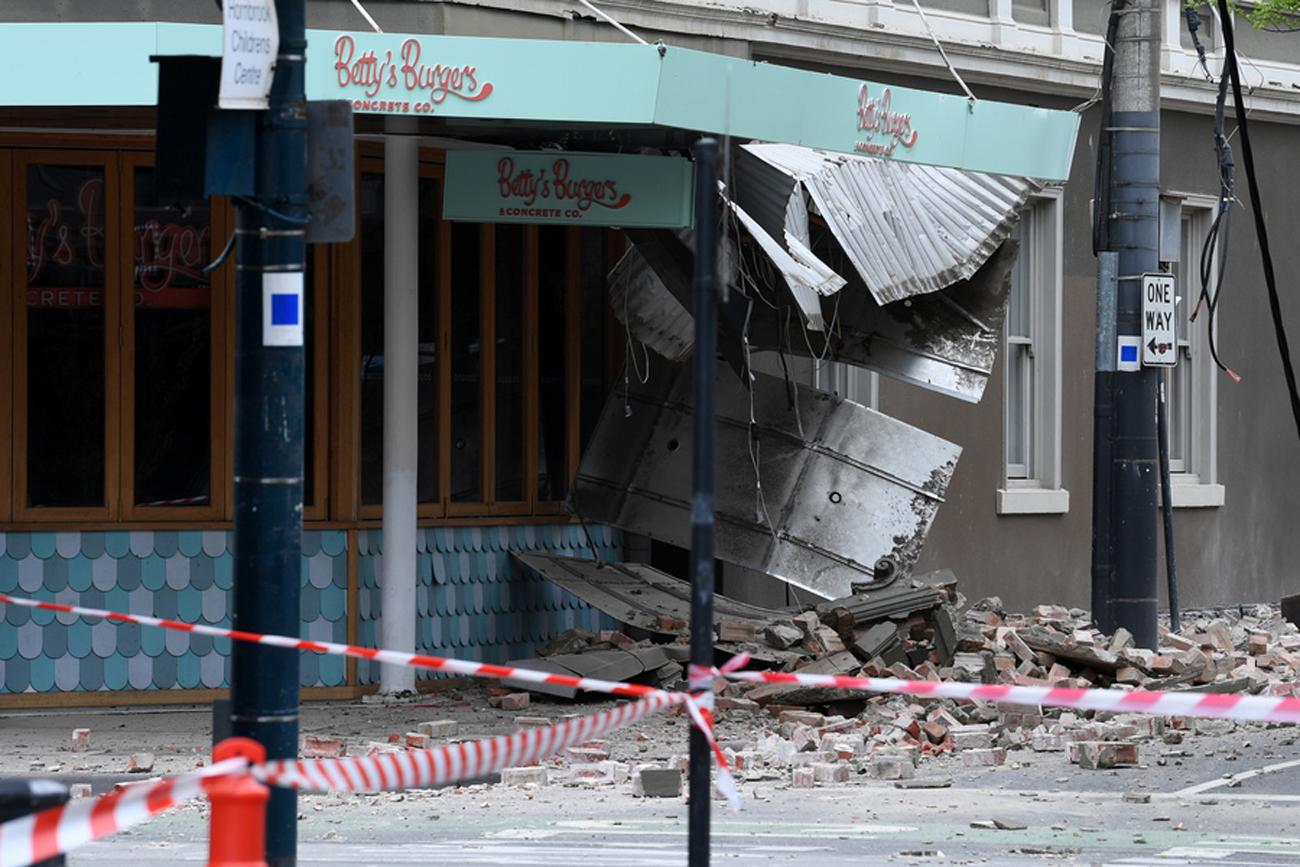 Ισχυρός σεισμός στην Αυστραλία: 5,8 Ρίχτερ ταρακούνησαν τη Μελβούρνη, προκλήθηκαν ζημιές σε κτίρια