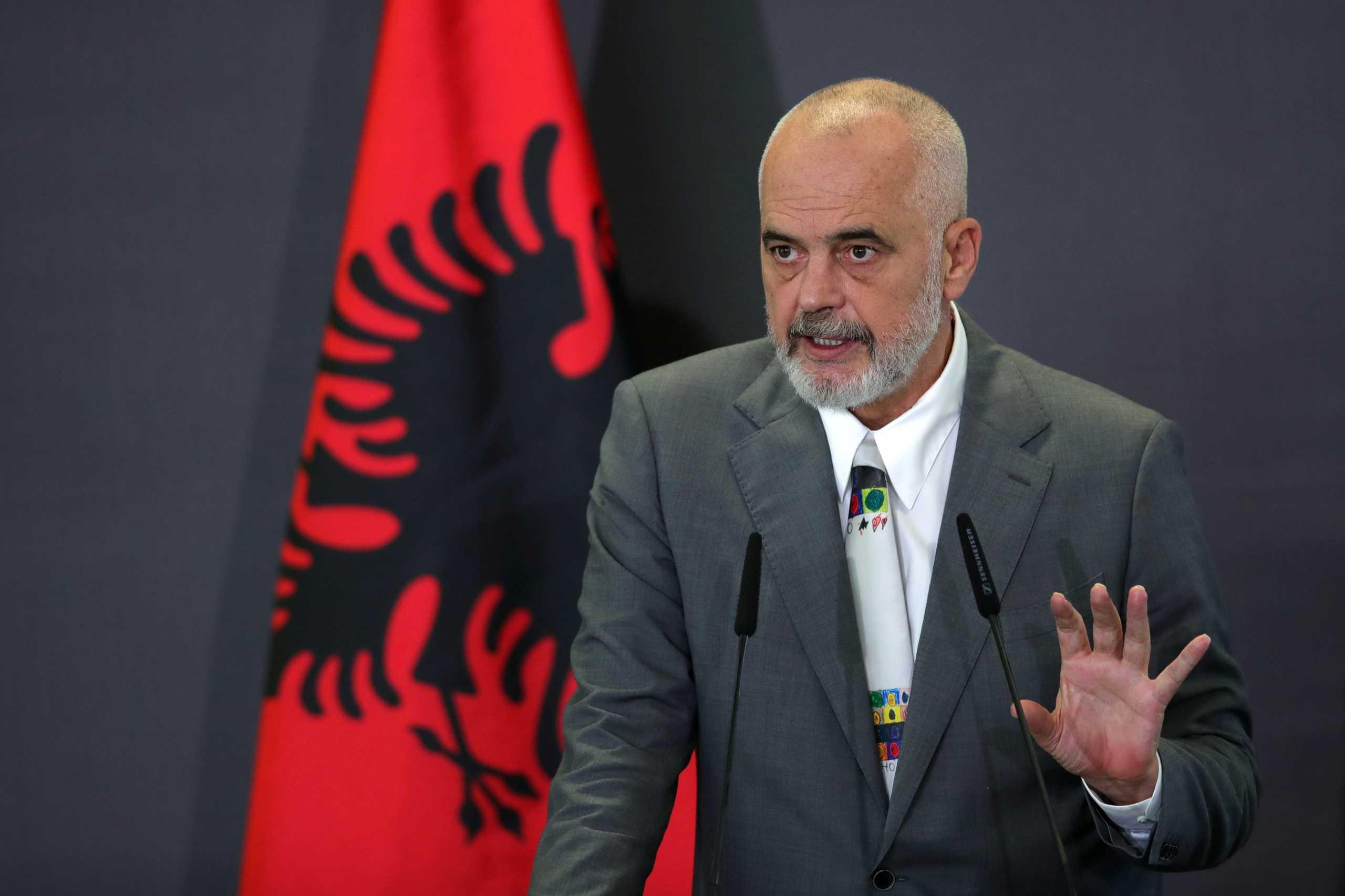 Αλβανία: Ο Έντι Ράμα έλαβε ψήφο εμπιστοσύνης για τη νέα του κυβέρνηση