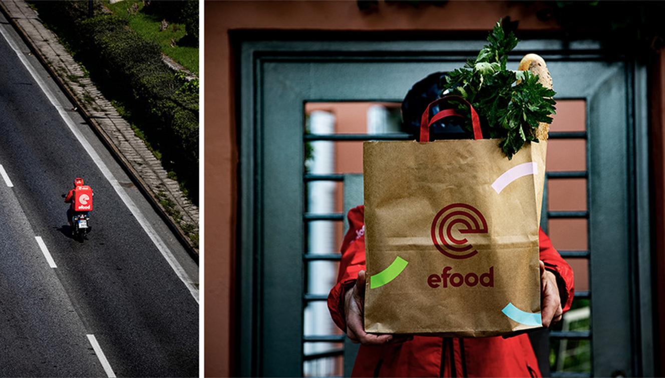 Επιχειρηματικό deal: Η Delivery Hero (efood) αποκτά τα kiosky's, την delivery.gr και την e-table