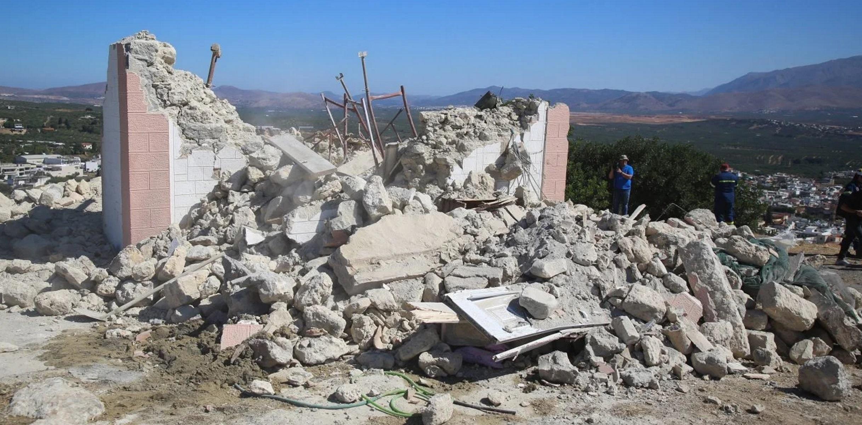 Σεισμός στην Κρήτη: Ποιος ήταν ο Ιάκωβος Τζαγκαράκης που σκοτώθηκε στο Αρκαλοχώρι