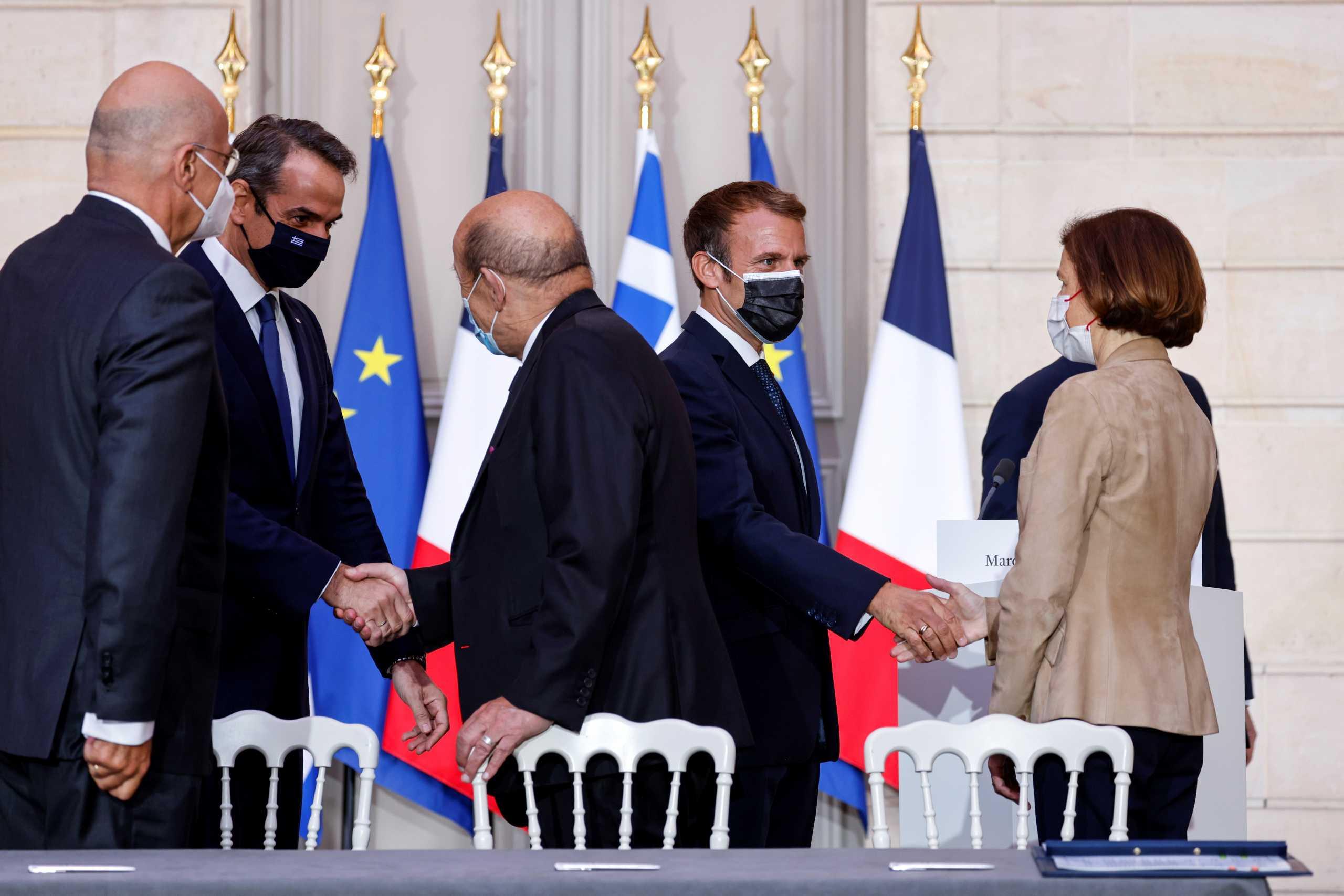 Αμυντική συμφωνία με Γαλλία: Ο πρωθυπουργός θα ενημερώσει την Βουλή στις 5 Οκτωβρίου