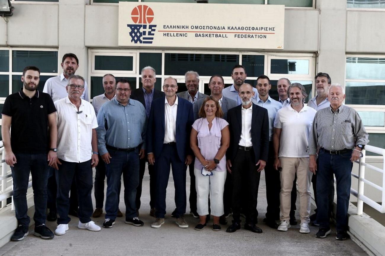 ΕΟΚ: Συνεδρίασε το νέο ΔΣ, απών ο Παναγιώτης Φασούλας