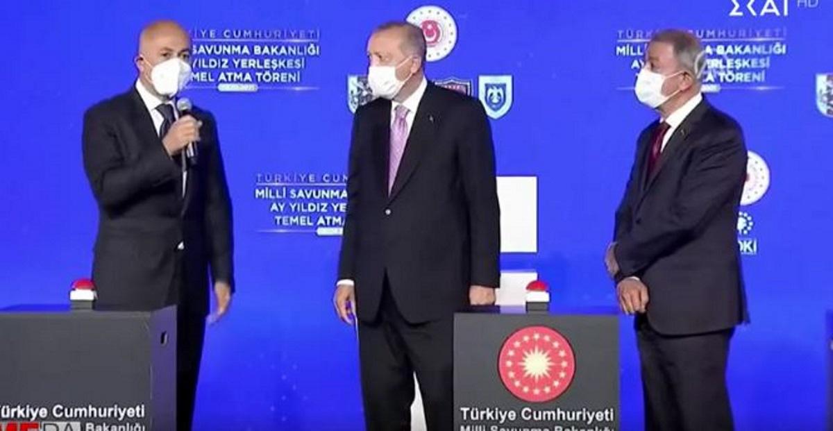 Ο Ερντογάν πιέζει δημοσίως εργολάβο να παραδώσει έργο πριν τις εκλογές και εκείνος αλλάζει ημερομηνίες