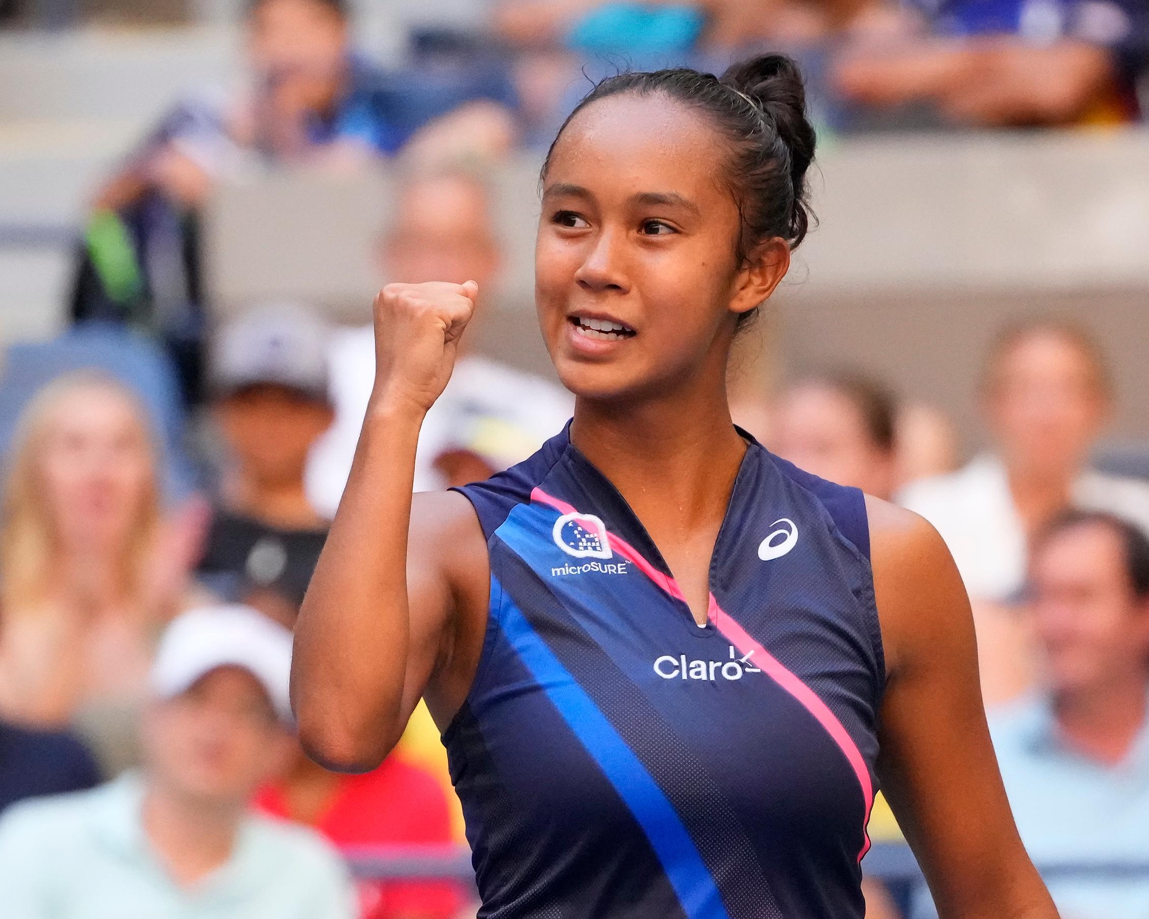 Βόμβα στο US Open: Η 19χρονη Φερνάντες απέκλεισε τη Σβιτολίνα