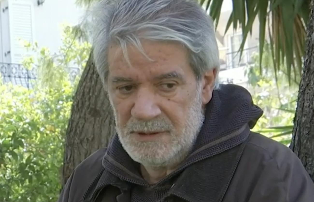 Φίλιππος Σοφιανός: «Δεν είναι αρμόδια η Ελισάβετ Κωνσταντινίδου να μας πει για τον Πέτρο Φιλιππίδη»