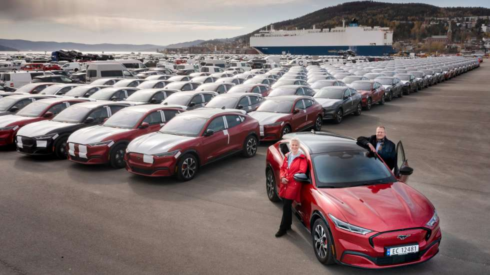 Είδος προς εξαφάνιση τα συμβατικά αυτοκίνητα στη Νορβηγία