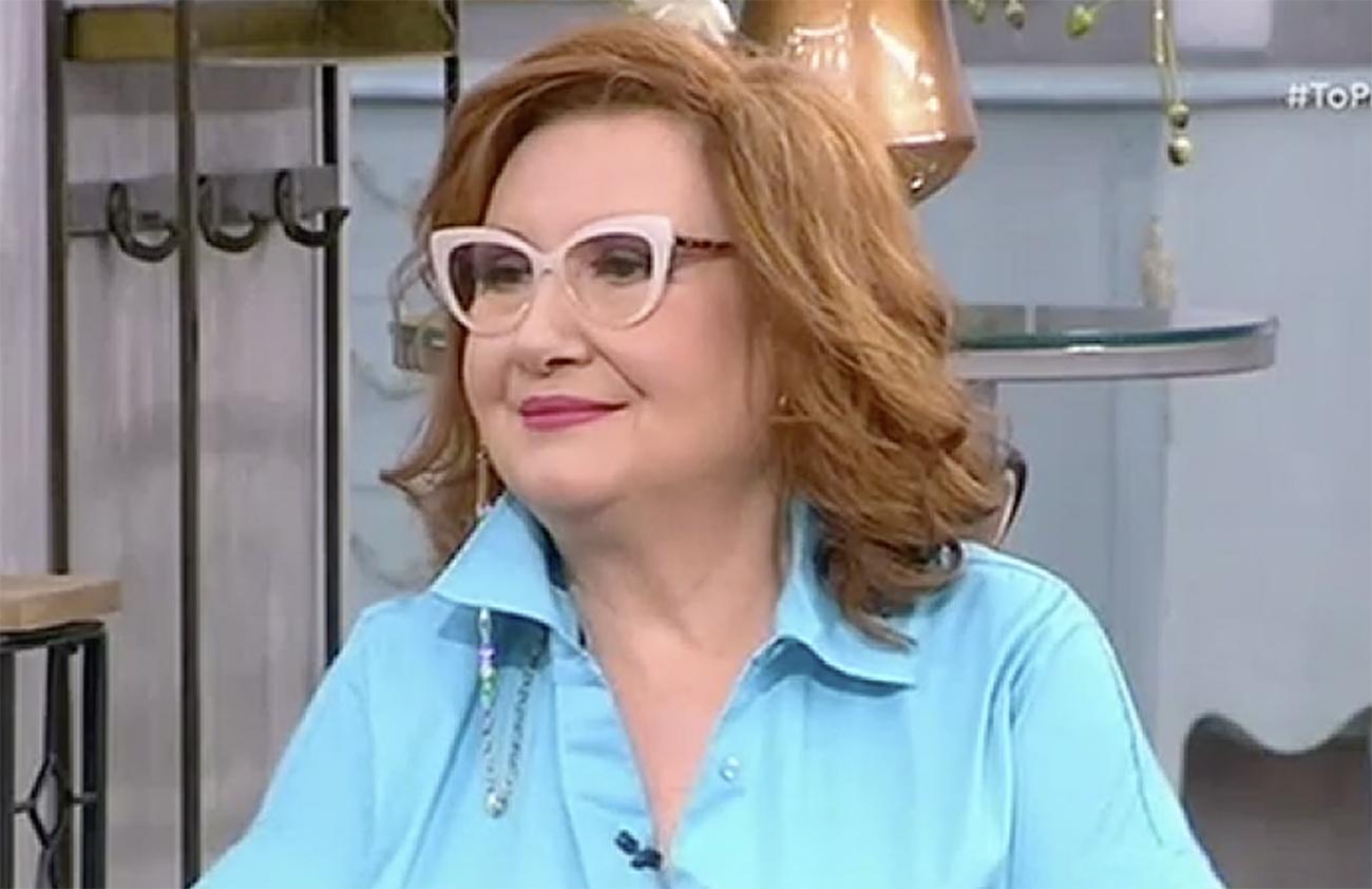 Ξεσπά η ηθοποιός Φωτεινή Ντεμίρη: «Καλά έκαναν και μίλησαν, να καθαρίσει ο τόπος»