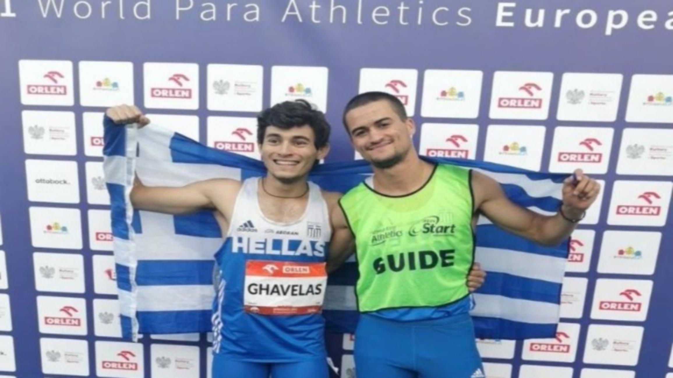 Παραολυμπιακοί Αγώνες: Στα ημιτελικά ο Γκαβέλας με παγκόσμιο ρεκόρ