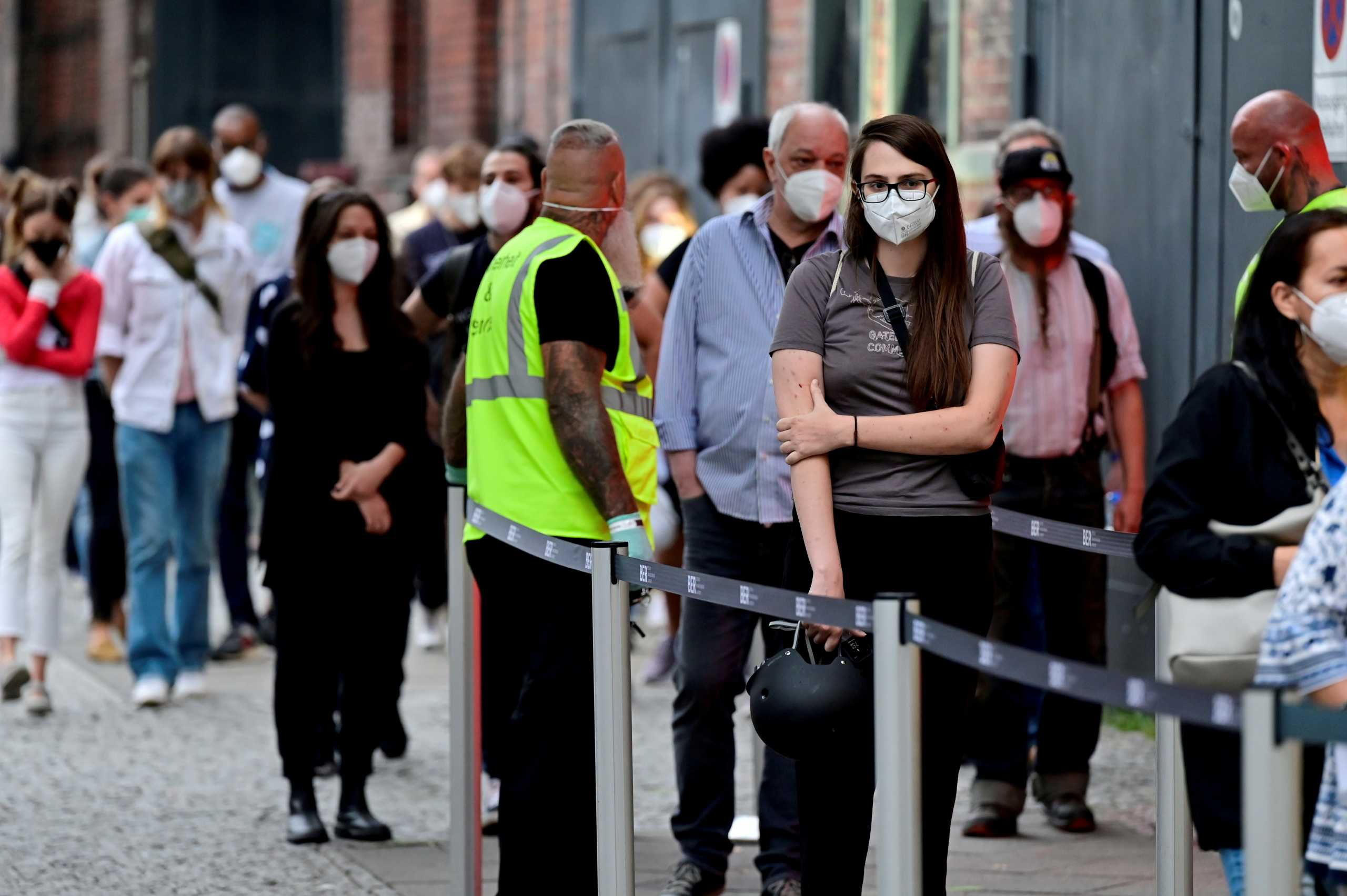 Γερμανία: 62 νεκροί και πάνω από 7.000 νέα κρούσματα κορονοϊού