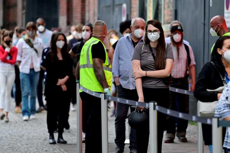 Γερμανία: 23 νεκροί και πάνω από 13.700 νέα κρούσματα κορονοϊού