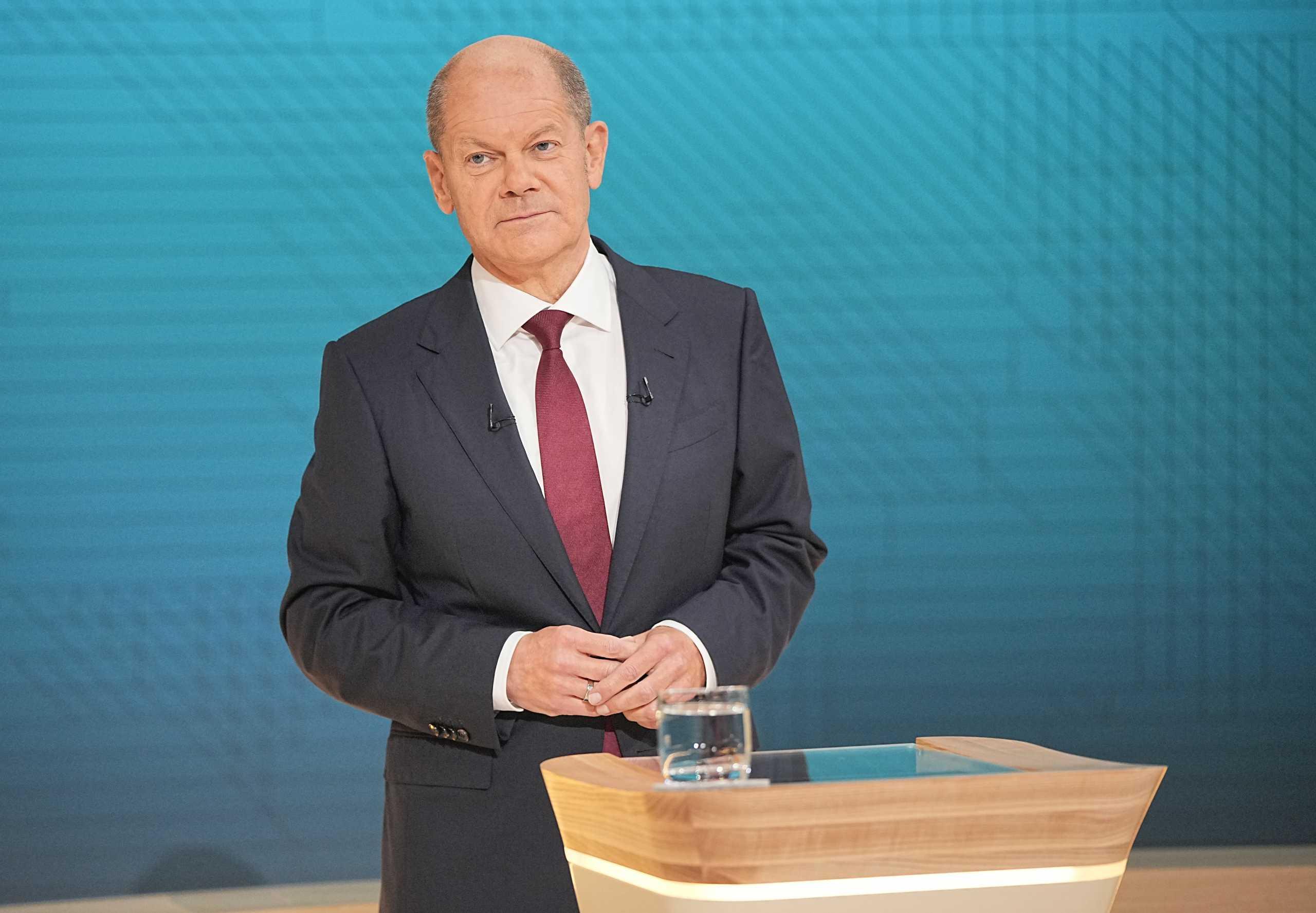 Γερμανία – Εκλογές: Ακόμη ένα debate με νικητή τον Σολτς