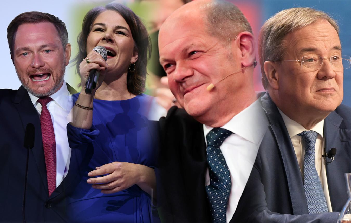 Γερμανικές εκλογές: Όλα τα σενάρια για τη νέα κυβέρνηση – «Τζαμάικα» ή «Φανάρι» και ρυθμιστές Πράσινοι, Φιλελεύθεροι