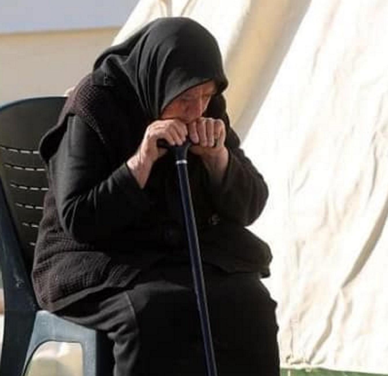Σεισμός στην Κρήτη: Αυτή είναι η νέα τραγική πραγματικότητα της σούπερ γιαγιάς που έκανε θραύση το 2017