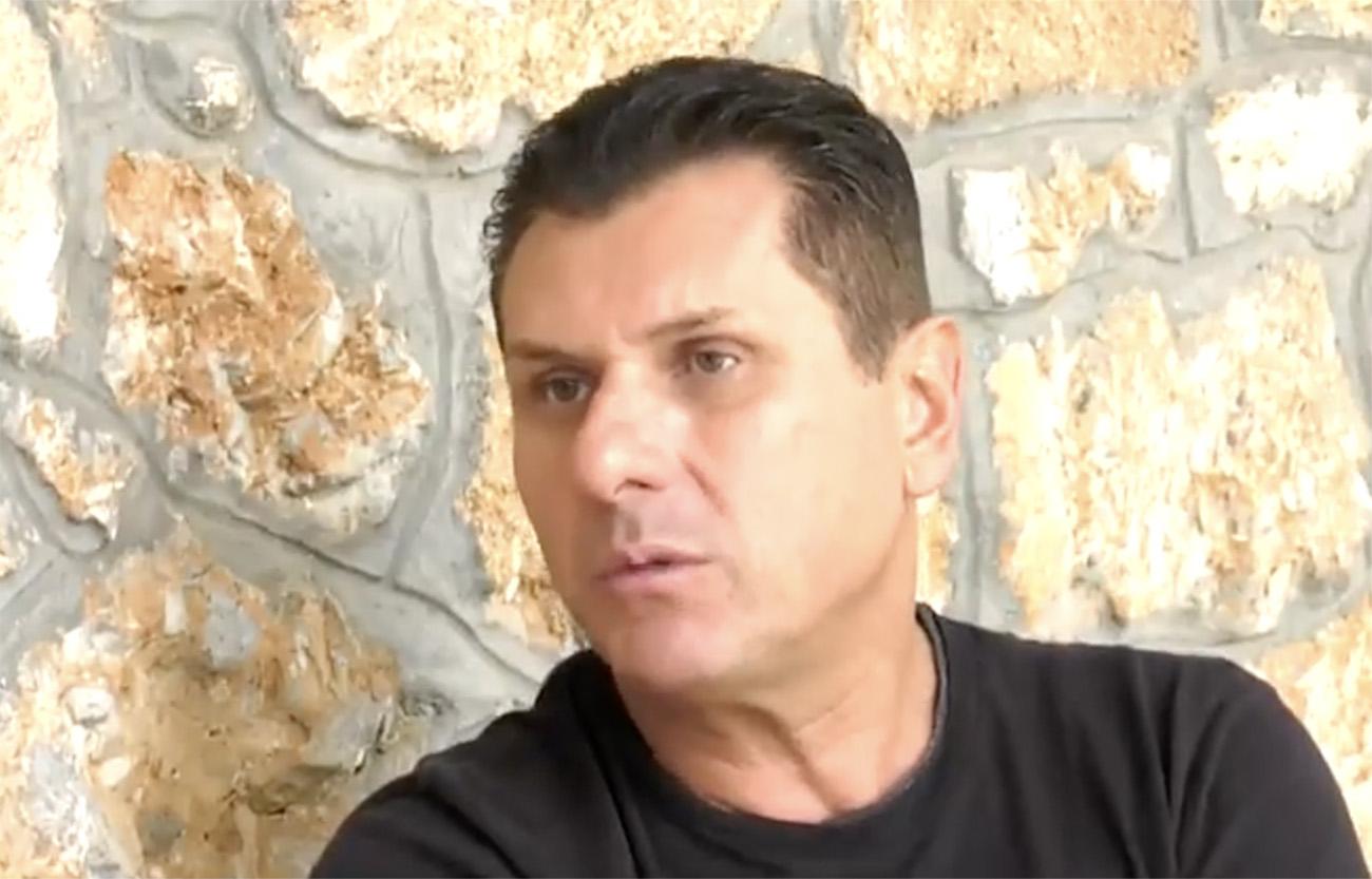 Γιάννης Μάρκου: «Τρόμαξα όταν είδα σε sites ότι η Τζούλια Νόβα είναι έγκυος»