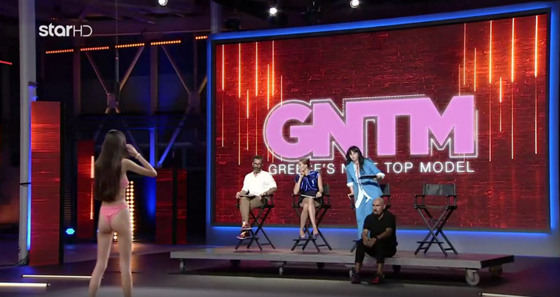 GNTM: Η Ειρήνη Λεμπέση τρέλανε τους κριτές αλλά το Instagram «πρόδωσε» το ψέμα της