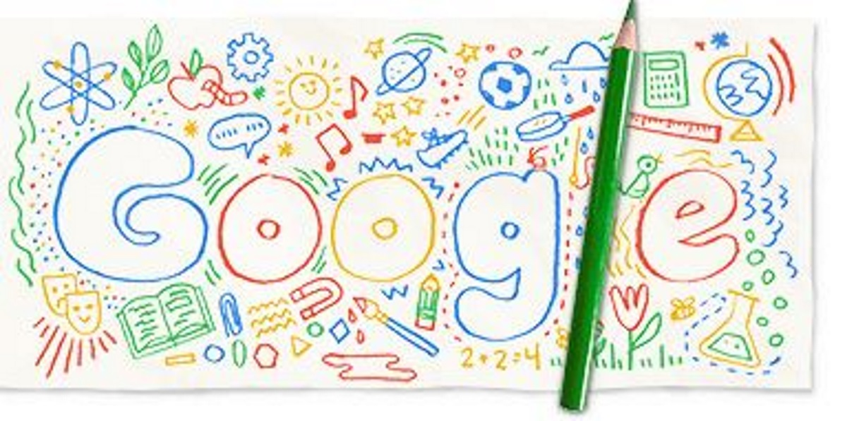 Πρώτη ημέρα στο σχολείο: H Google αφιερώνει το doodle στους μαθητές που επιστρέφουν στα θρανία