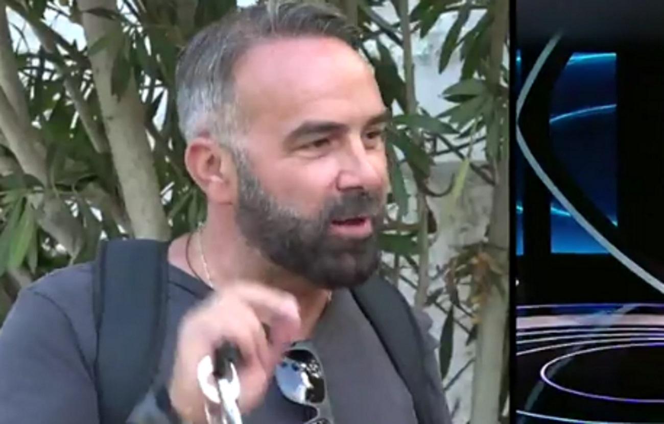 Γρηγόρης Γκουντάρας: «Δεν είμαι παρεξηγημένος με κανέναν, δεν ξέρω τι κάνει το κανάλι»