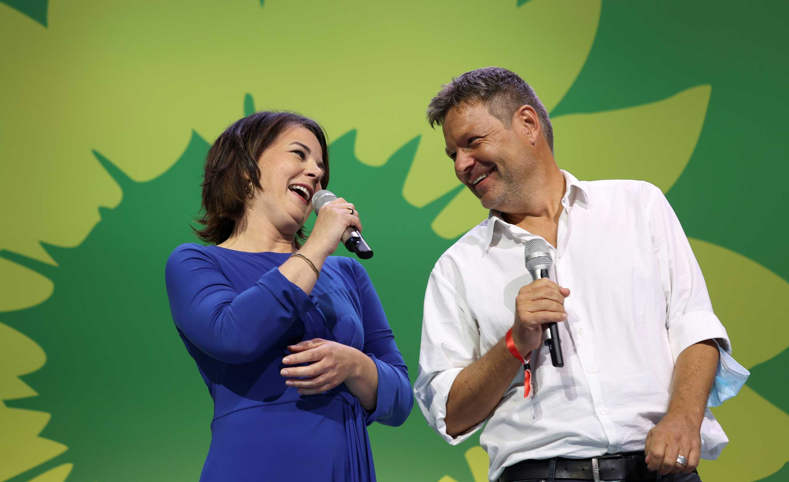 Εκλογές στην Γερμανία: Πανηγυρίζουν οι Πράσινοι για το μεγάλο ποσοστό