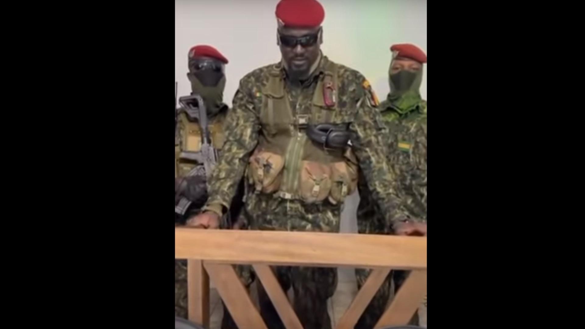 Γουινέα: Μυστήριο με απόπειρα πραξικοπήματος – Τι λέει το υπουργείο Άμυνας