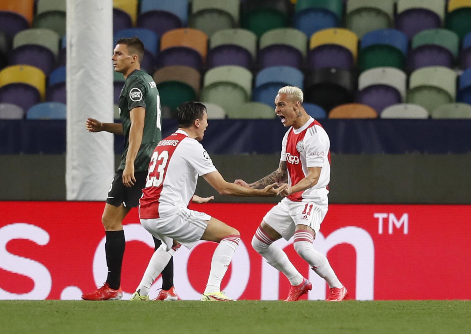 Champions League: Επιβλητική πεντάρα ο Άγιαξ, «έπιασε» τη Ντόρτμουντ στην κορυφή