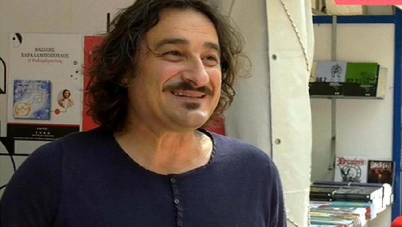 Βασίλης Χαραλαμπόπουλος: Η on air αντίδραση για τη συμμετοχή Χίσλοπ στο Dancing